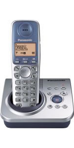 Program CheapCalls.co.uk Access Numbers in Panasonic KX-TG7200E/7202E/7203E